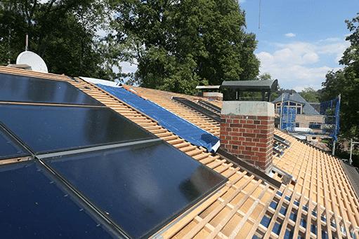Temperierung in Kombi mit Solarenergie (Symbolbild)